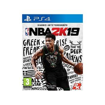 NBA 2K19 – PS4 Game