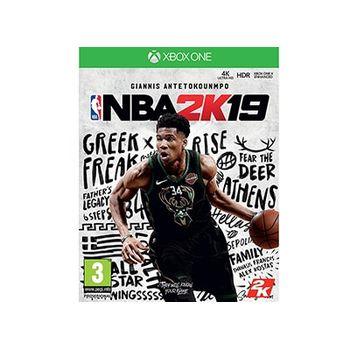 NBA 2K19 – Xbox One Game