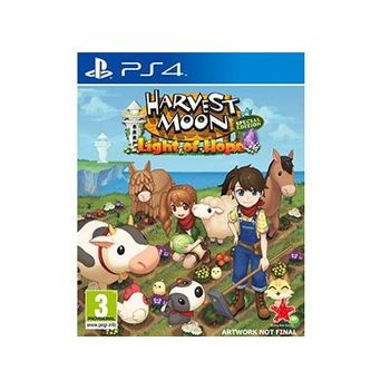 Harvest Moon: Light of Hope Special Edition – PS4 Game
