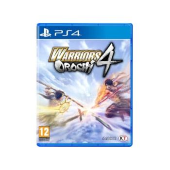 Warriors Orochi 4 – PS4 Game