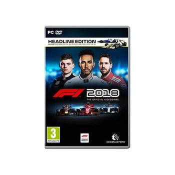 F1 2018 Headline Edition – PC Game