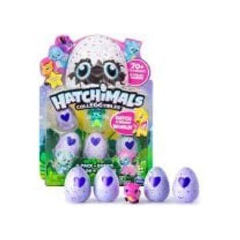 Σετ Hatchimals Συλλεκτικές 4 Pack S3 & Φιγούρα