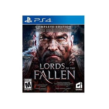 Lords of the Fallen Digital Complete Edition – PS4 Game