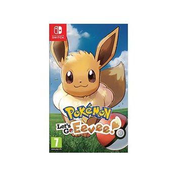 Pokemon Let's Go Eevee! – Nintendo Switch Game