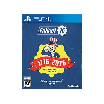 Fallout 76 Tricentennial Edition – PS4 Game