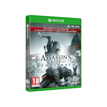 Assassin's Creed III Remastered – Xbox One Game