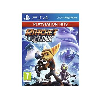 Ratchet & Clank PlayStation Hits – PS4 Game