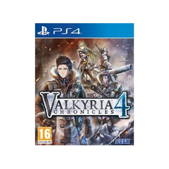 Valkyria Chronicles 4 – PS4 Game