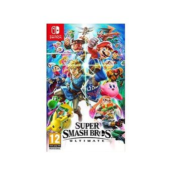 Super Smash Bros. Ultimate – Nintendo Switch Game