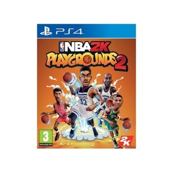 NBA 2K PLAYGROUNDS 2 – PS4 Game