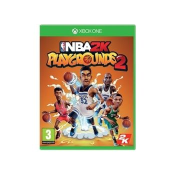 NBA 2K PLAYGROUNDS 2 – Xbox One Game