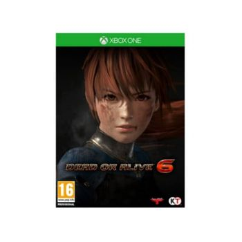Dead or Alive 6 – Xbox One Game