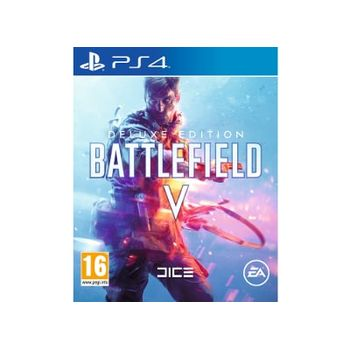 Battlefield V Deluxe Edition – PS4 Game