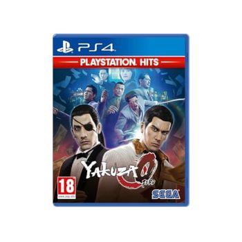 Yakuza 0 Playstation Hits – PS4 Game