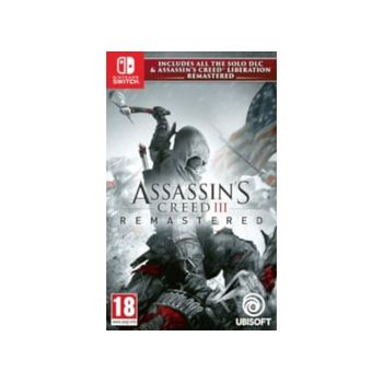 Assassin's Creed III Remastered – Nintendo Switch