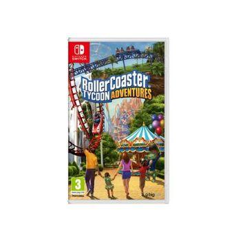Roller Coaster Tycoon Adventures – Nintendo Switch Game