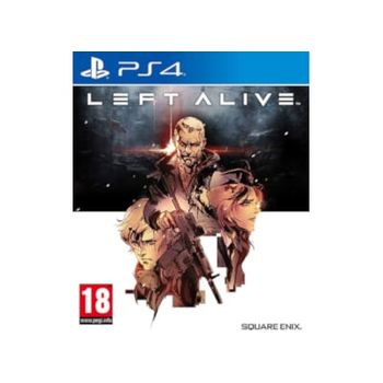 Left Alive – PS4 Game