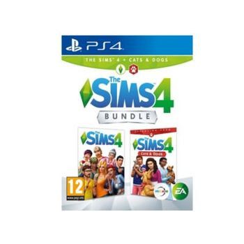 The Sims 4 & Cats and Dogs – PS4 Game