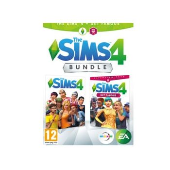 The Sims 4 & Get Famous – PC Game