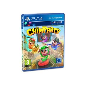 Chimparty – PS4 Game