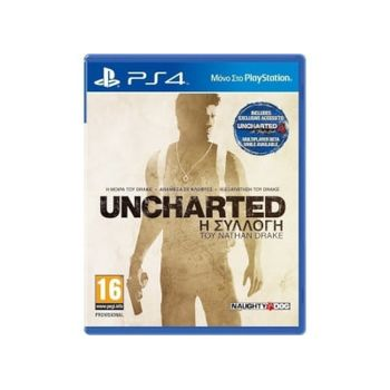 Uncharted Nathan Drake Collection – PS4 Game