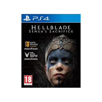 Hellblade – Senua's Sacrifice – PS4 Game