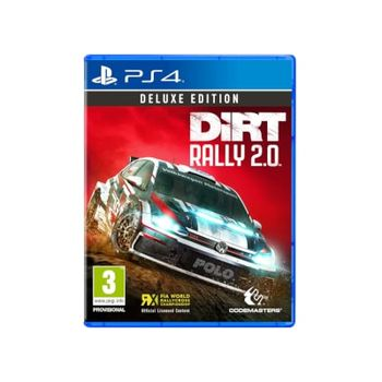 Dirt Rally 2.0 – Deluxe Edition – PS4 Game