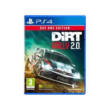 Dirt Rally 2.0 – Day One Edition – PS4 Game
