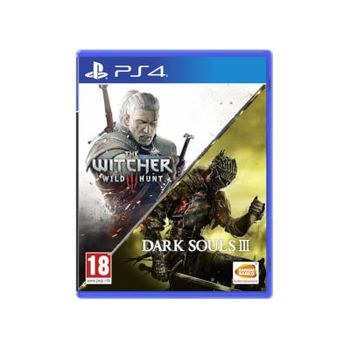 Dark Souls III & The Witcher 3 Wild Hunt Compilation – PS4 Game