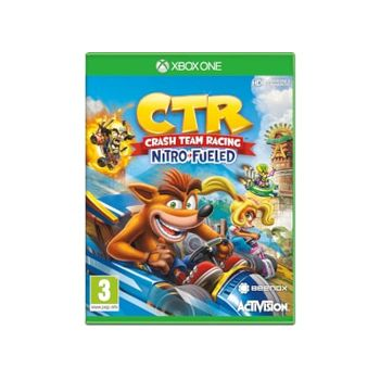 Crash Team Racing: Nitro-Fueled – Xbox One Game