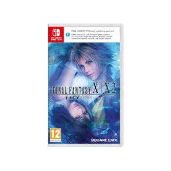 Final Fantasy X & X-2 HD Remaster – Nintendo Switch Game