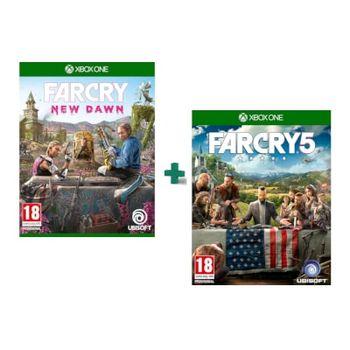 Far Cry 5 & Far Cry New Dawn – Xbox One Game