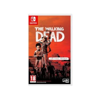 Telltale The Walking Dead Season 4 The Final Season – Nintendo Switch Game
