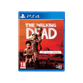 Telltale The Walking Dead Season 4 The Final Season – PS4 Game