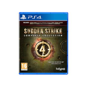 Sudden Strike 4 Complete Collection – PS4 Game