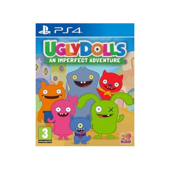 Ugly Dolls – An Imperfect Adventure – PS4 Game