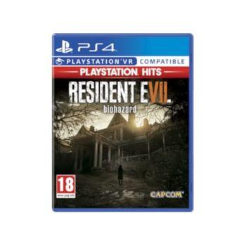 Resident Evil VII Biohazard Playstation Hits – PS4/PSVR Game