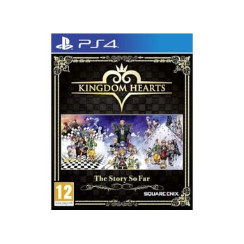 Kingdom Hearts The Story So Far – PS4 Game