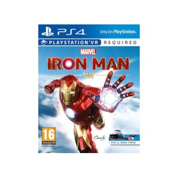 Marvel's Iron Man PS4/PSVR Game