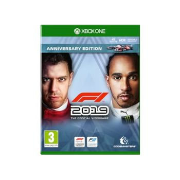 F1 2019 Anniversary Edition – Xbox One Game