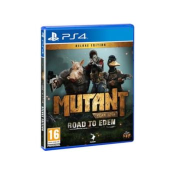 Mutant Year Zero Road to Eden Deluxe Edition – PS4 Game