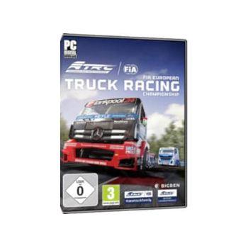 Fia European Truck Championship – PC Game