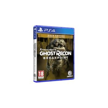 Tom Clancy's Ghost Recon: Breakpoint Gold Edition – PS4 Game