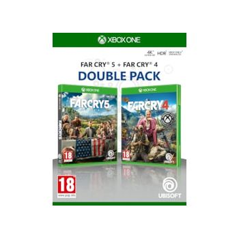 Compilation Far Cry 4 & Far Cry 5 – Xbox One Game
