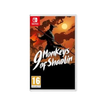 9 Monkeys Of Shaolin – Nintendo Switch Game
