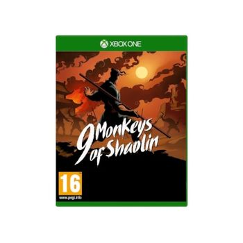 9 Monkeys Of Shaolin – Xbox One Game