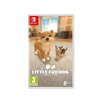 Little Friends Dogs and Cats- Nintendo Switch Game