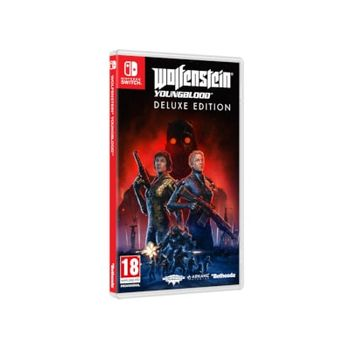 Wolfenstein: Youngblood Deluxe Edition – Nintendo Switch Game