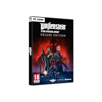 Wolfenstein: Youngblood Deluxe Edition – PC Game