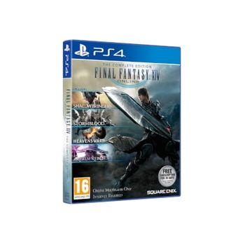 Final Fantasy XIV Online Complete Edition 2019 – PS4 Game